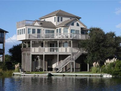 Photo for CANALFRONT in Frisco w/HotTub, RecRoom