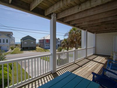 Pet Friendly, Ocean Views from Big Deck, and Large Storage