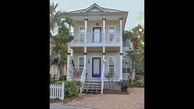 Photo for Gorgeous Tequila Sunrise! Scenic 30A! Walk to the Beach! 2 Bedroom, Sleeps 6!