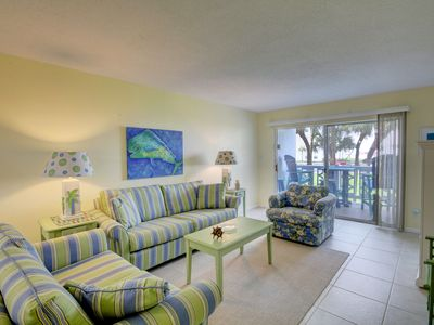 Photo for 2BR/1 1/4 BA - Beautiful palm trees and ocean views!  Close to all amenities of El Matador