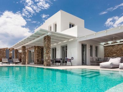 Photo for Epic Twin   Luxurious 14 bedrooms villa for 28...