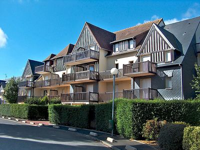 Photo for 2 bedroom Apartment, sleeps 4 in Cabourg with WiFi