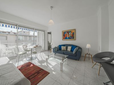 Photo for Nice and bright one bedroom ideally located