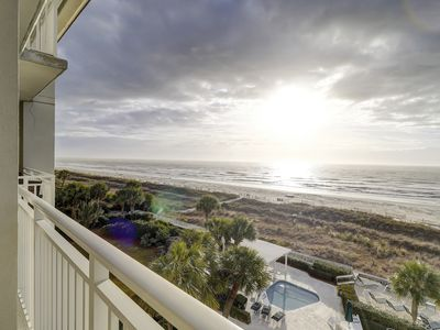 Photo for 3402 SeaCrest - Direct OCEANFRONT views!