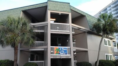 Photo for Condo on the Beach    Second Floor     End Unit