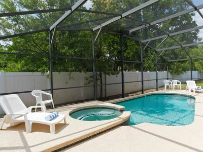 Photo for Ground floor property with private pool, SPA, and game room