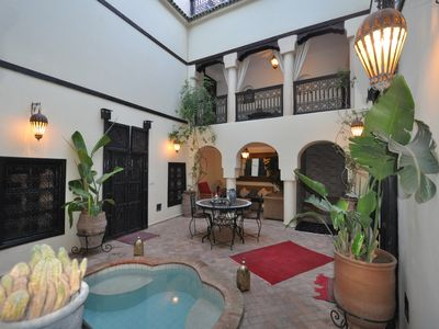 Photo for A totally privatized Riad and ideally located