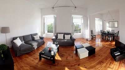 Photo for A dream apartment for a perfect and quiet stay in the heart of Lisbon