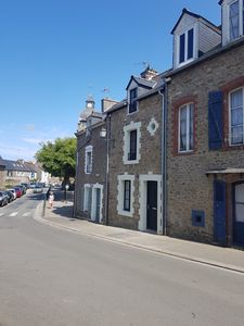 Photo for Charming house in Dinard-St Enogat, completely renovated by architect in 2019.