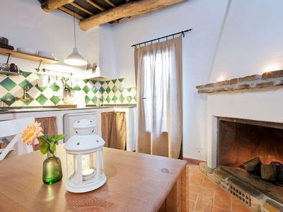 Photo for Rural accommodation La Cuadra, in the upper Alpujarra. La Placeta Guesthouse
