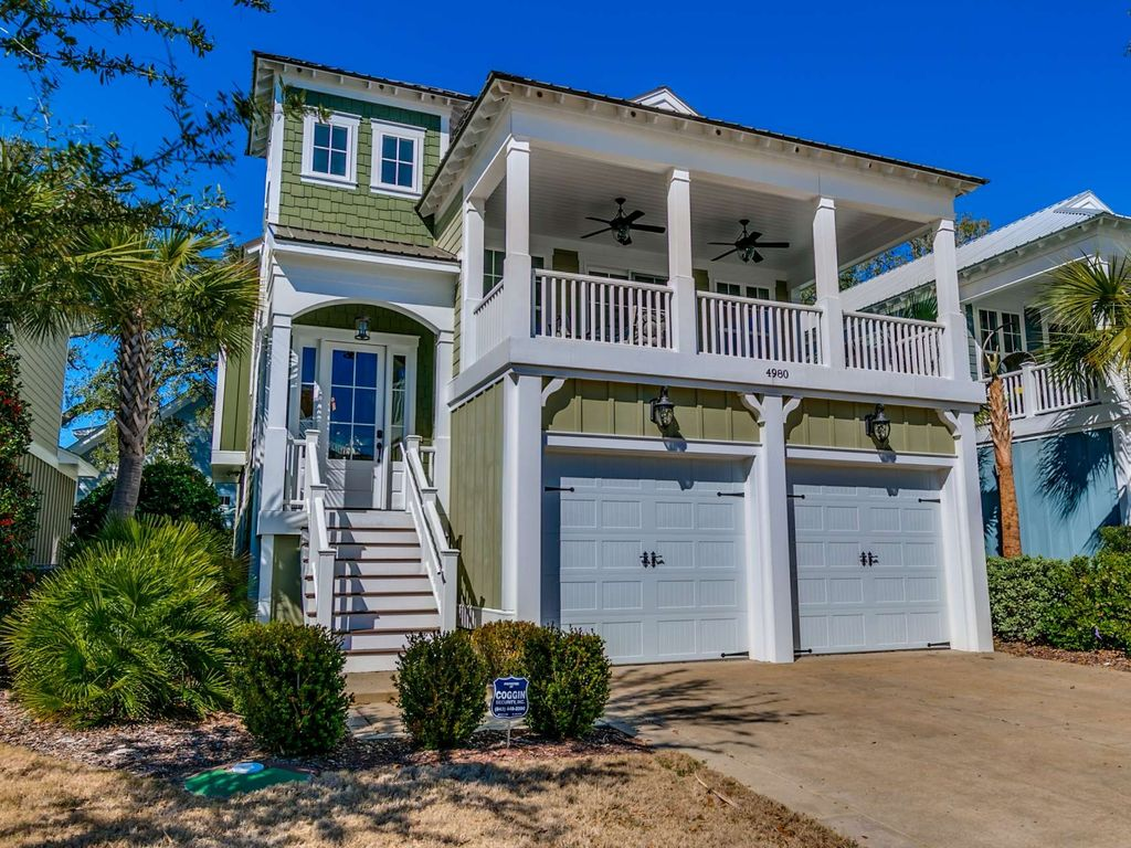 North beach plantation lux 4br 3 5ba 2 5 a vrbo for North beach plantation 5 bedroom
