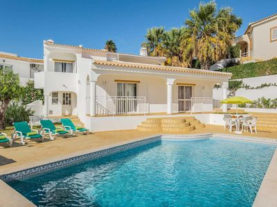 Photo for 3 bedroom Villa, sleeps 6 in Páteo with Pool, Air Con and WiFi