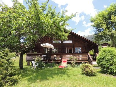 Photo for Apartment Minnehaha, Chalet  in Lauenen b. Gstaad, Bernese Oberland - 5 persons, 3 bedrooms