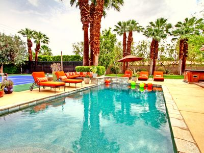 Photo for Your own private resort in the best part of Palm Desert!