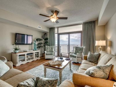 Photo for Beautiful 16th Floor Oceanfront Condo in North Beach Plantation