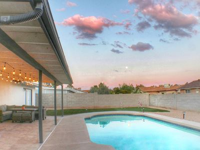 Photo for Soak up the desert sun, in this Mesa Oasis.