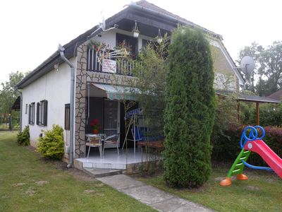 Photo for Holiday house near the lake with Internet and Grill