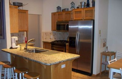 Photo for Great Location! Sleeps 8. Walk to SHARC & Ft Rock Park! A/C, SHARC PASSES