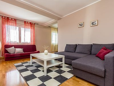 Photo for Apartment A1 - PUL 371 in Pula - 5 persons, 2 bedrooms
