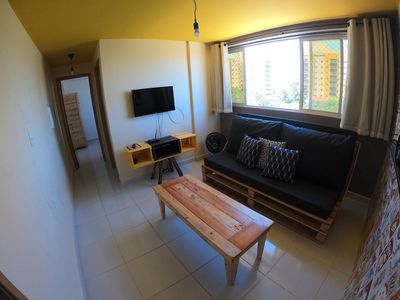 Photo for 1 bedroom apartment near the beach in cabedelo