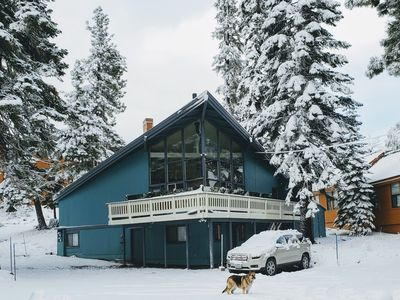 Photo for 3 Bedroom 2 Bath House just minutes from the ski lifts and The Village.