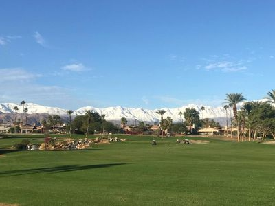 Photo for Gorgeous Palm Desert CC and Mountain Views