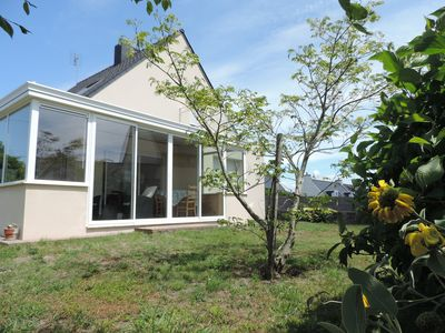 Photo for Recent and comfortable villa (wireless) near the center of Guilvinec