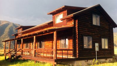 Photo for Spacious Cabin with amazing views near Madison River and Yellowstone