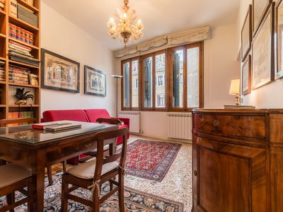 Photo for Venezia - Ca Barbo - Charming Romantic apartment