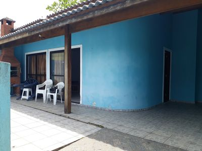 Photo for House with pool 350 meters from the beach, 15 people - Casablanca, Peruíbe