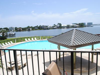 Photo for Paradise Found!  Gorgeous Views and Beautiful Amenities!  Just Remodeled!