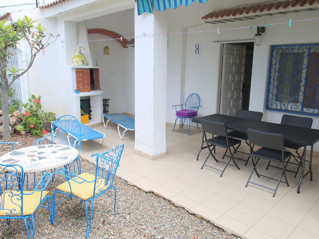 Minibungalow 8 Minibungalow 8 House For 4 People In Miami Playa  # Muebles Miami Platja