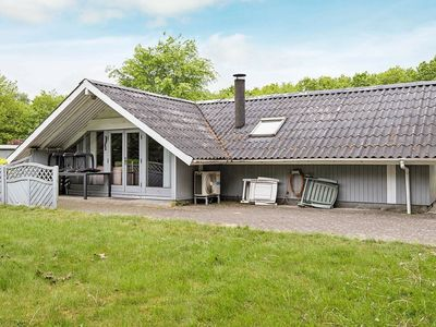 Photo for Serene Holiday Home Arrild Jutland with Roofed Terrace