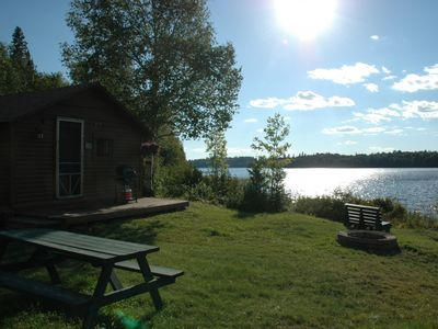 Photo for Cottage Vacation Rental in Marten River, ON