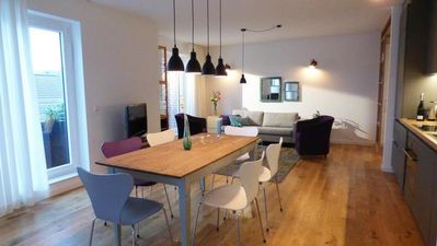 Photo for Holiday apartment Eckernförde for 4 persons with 2 bedrooms - Penthouse holiday apartment