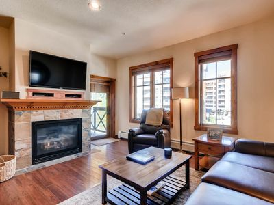 Photo for One Bedroom Condo on Main Street in Breckenridge. Walk to everything!