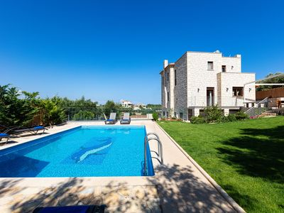 Photo for Stone Built  villa with private pool offering a peaceful setting