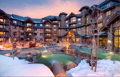 Photo for Luxury Ski-in/Ski-out at The Grand Lodge on Peak 7