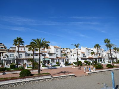 Photo for R32 Apartment only 50 meters from the beach!