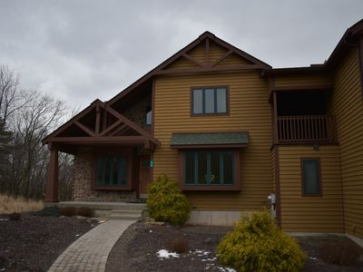 Photo for SPACIOUS HOME AT LAURELWOODS AT BIG BOULDER SKI AREA