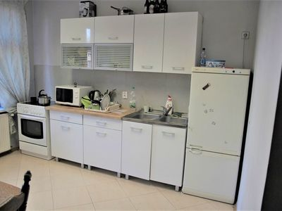Photo for Big and cozy apartment close to the Old Town