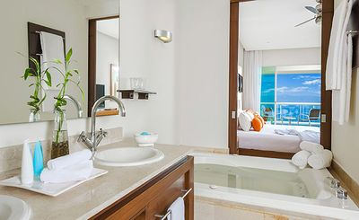 Photo for Grand Mayan Master 2 Bedroom Suite with Plunge Pool on the Outside Deck Sleeps 8