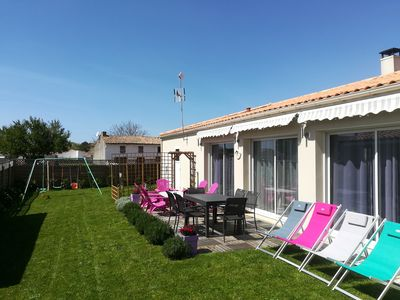 Photo for 3BR Villa Vacation Rental in Les Mathes, Nouvelle-Aquitaine