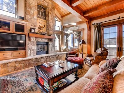 Photo for Luxurious Multi-Level Townhome w/Media Room & Private Hot Tub!