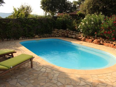 Photo for Stone  Cottage in Provence with private pool -15% discount of ALL Weeks