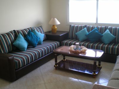 Photo for Refurbished apartment in the heart of Tangiers
