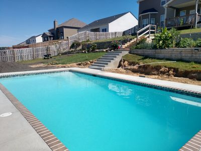 Photo for Huge house with pool