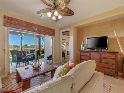 Photo for NEW LISTING! Luxurious condo w/resort pool/hot tub/gym/golf & amazing beach club