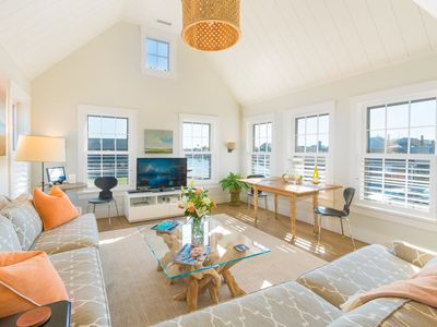 Photo for Upscale Living In Downtown Nantucket With Harbor Views