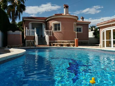 Photo for Fantastic detached villa with private pool full of light